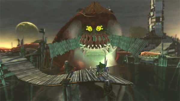 Ratchet & Clank All 4 One, nuevo vídeo e imágenes de sus próximas aventuras