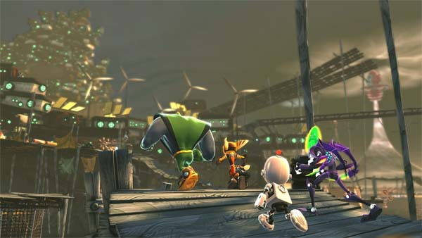 Ratchet & Clank All 2 One