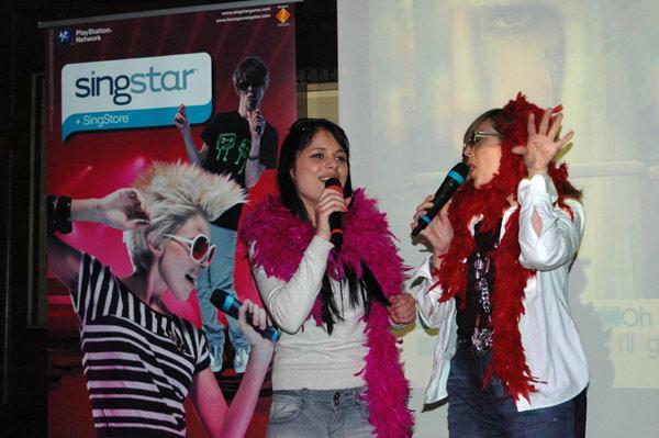 SingStar Live! Glee, un concurso donde disfrutar de tus canciones favoritas