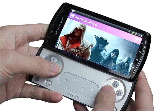 Xperia Play, el nuevo teléfono-consola se presentará el próximo domingo en Barcelona
