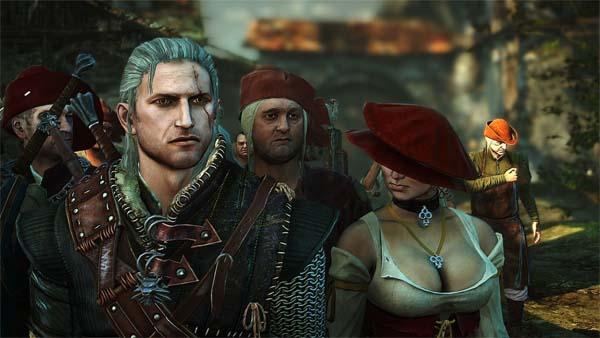 The Witcher 2 Assassins of Kings, requisitos mínimos del juego y novedades de su lanzamiento