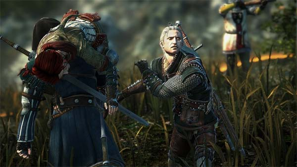 The Witcher 2-3