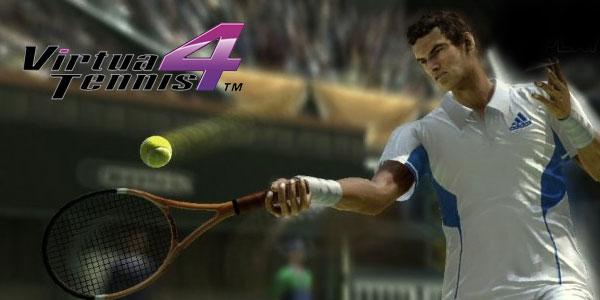 Virtua Tennis 4, el juego de deportes saldrá el 29 de abril