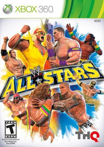 WWE All Stars, nuevo trailer muestra a todos los luchadores clásicos de WWE All Stars
