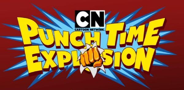 Cartoon Network Punch Time Explosion, anunciado juego de lucha de dibujos animados