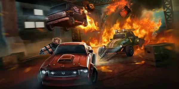 Death Rally, vuelve la revolución de las carreras a iPhone