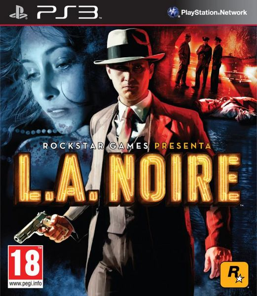 L.A. Noire, RockStar muestra las carátulas definitivas de su juego de acción L.A. Noire