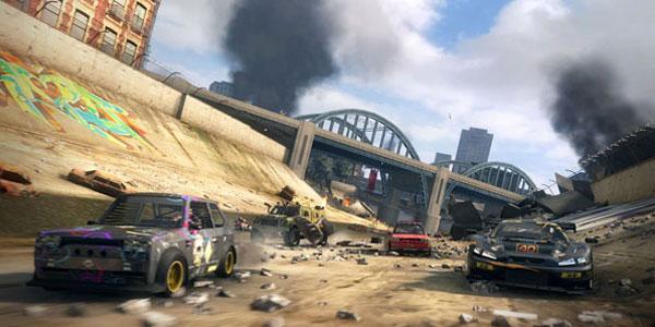 Motorstorm Apocalypse, nuevas imágenes para el juego de carreras