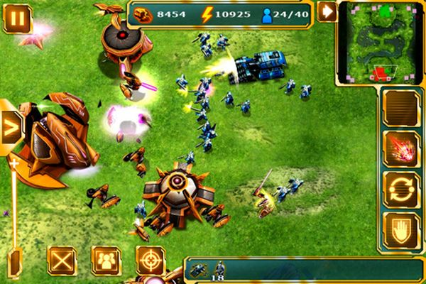 Knight Defense Descarga Gratis Juegos Para Iphone Ipad Y Ipod