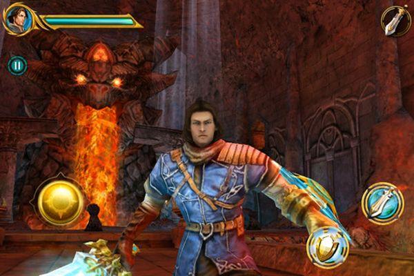 Sacred Odyssey: Rise of Ayden, descarga gratis para iPhone este nuevo juego de rol