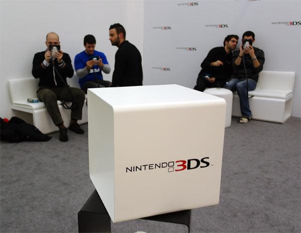 Nintendo 3DS, cinco de nuestros lectores prueban la consola antes de su lanzamiento