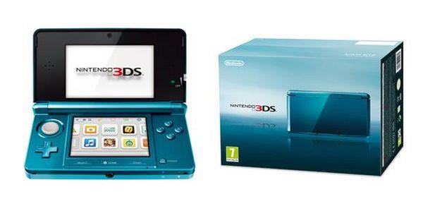 Nintendo 3DS, Nintendo anuncia los juegos de lanzamiento que tendrá la 3DS