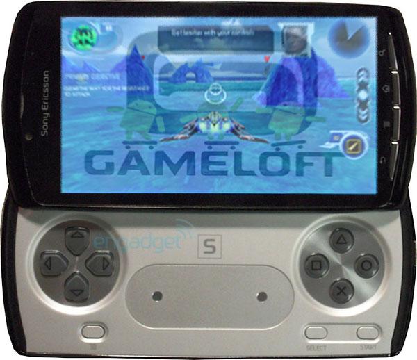 Sony Ericcson Xperia Play, la empresa Gameloft presentará veinte títulos a lo largo de seis meses