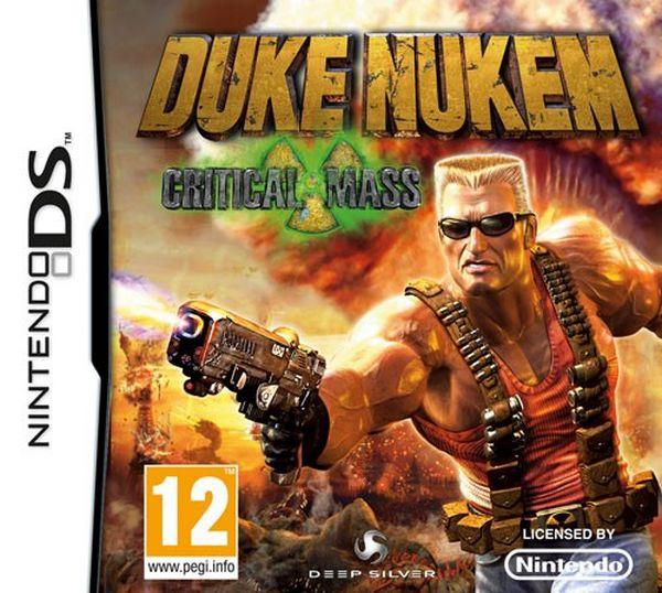 Duke Nukem: Critical Mass, la nueva aventura de Duke Nukem para Nintendo DS saldrá el 8 de abril