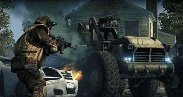Homefront, este juego de disparos sufre múltiples fallos en Xbox 360 y PS3