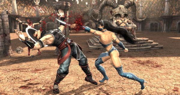 Mortal Kombat, este juego de lucha podrá jugarse en 2D y 3D simultáneamente para PS3