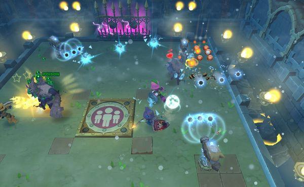 Spiral Knights Sega Lanzara En Abril Este Nuevo Juego De Aventuras