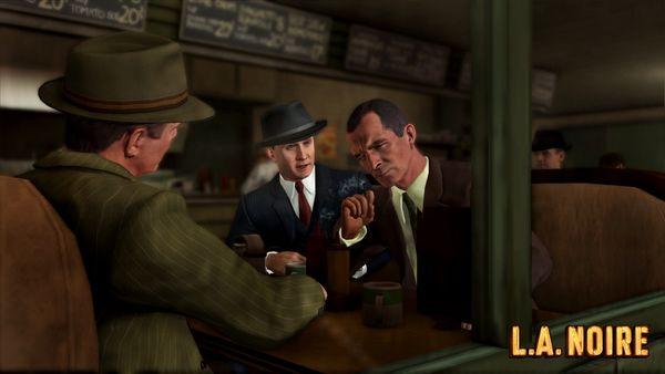 L.A. Noire, nuevo trailer de la misión exclusiva La Ciudad Desnuda, para L.A. Noire