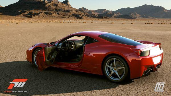 Forza Motorsport 4 tendrá 500 coches y será compatible con Kinect para Xbox 360