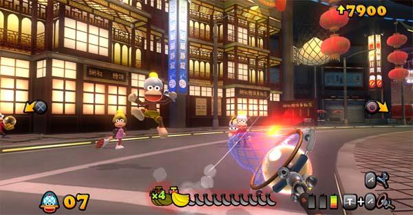 Ape Escape, una avalancha de simios llega a PlayStation 3 en junio