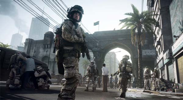Battlefield 3-4