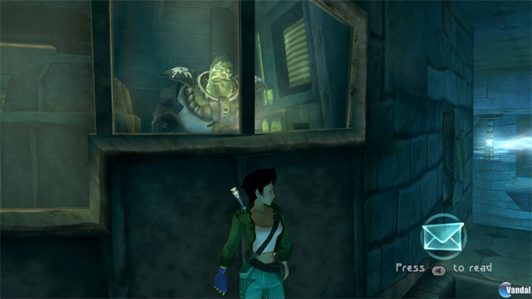 Beyond Good & Evil HD, saldrá en PlayStation 3 en mayo