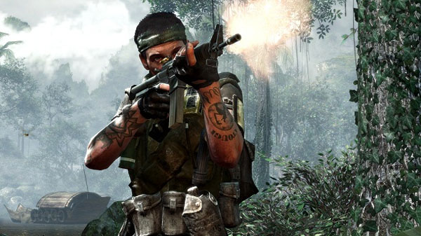 Call of Duty Black Ops, First Strike ya está disponible en PlayStation 3