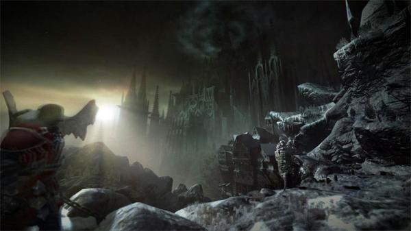 Castlevania Lord Shadows