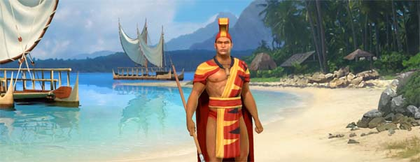Civilization V, Scenario Pack Polynesia será el próximo contenido descargable