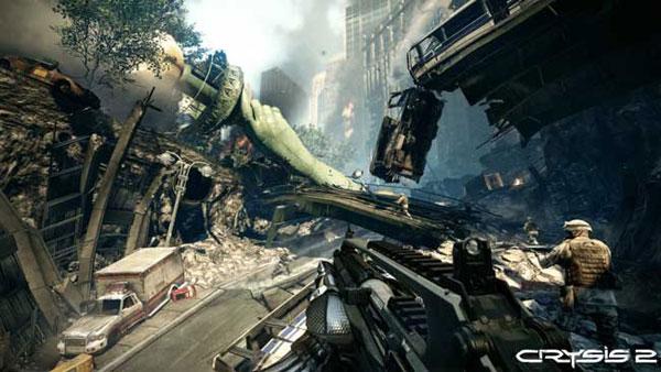 Crysis 2, a dos días de su lanzamiento se presenta con un espectacular tráiler