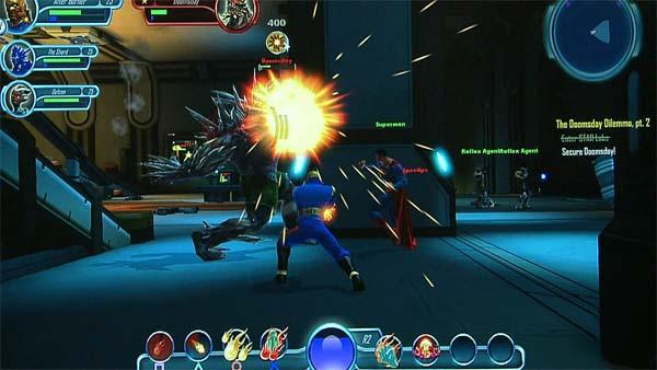 DC Universe Online, descárgalo a precio reducido en la PlayStation Store