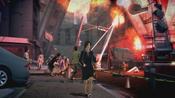 Disaster Report, la compañía Irem cancela toda la saga Disaster Report debido al Tsunami de Japón