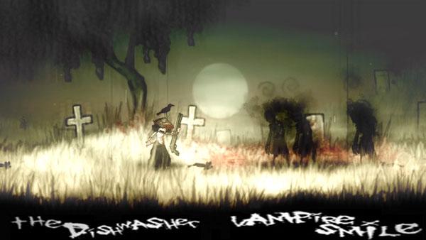 The Dishwasher: Vampire Smile, el juego de acción saldrá para Xbox 360