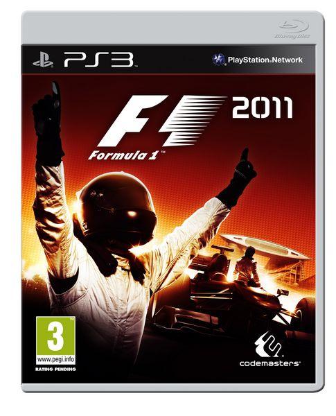 F1 2011, fecha de salida y carátulas del próximo juego oficial del campeonato de Fórmula 1