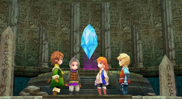 Final Fantasy III, toda la magia de la tercera entrega ahora en iPhone