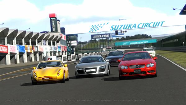 Gran Turismo 5, más novedades con las actualizaciones para el juego de carreras