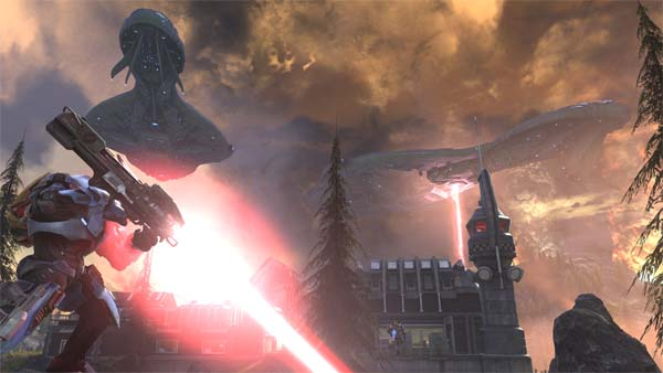 Halo Reach, Defiant Map Pack ya descargable en Xbox Live con nuevos mapas