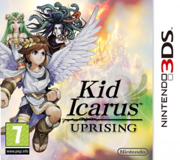 Kid Icarus: Uprising, confirmada fecha de lanzamiento del juego de plataformas y acción