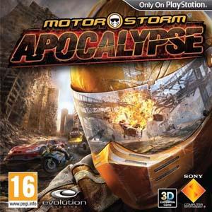 Motorstorm Apocalypse-Mini