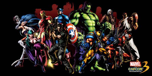 Marvel Vs Capcom 3, nuevos parches para el juego de lucha