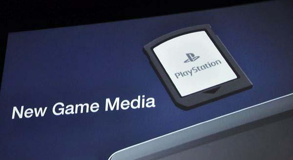 NGP, la próxima portátil de Sony no contará con todos sus juegos en formato físico