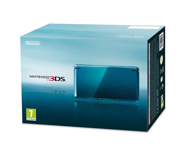 Nintendo 3DS, desde hoy a la venta la nueva consola portátil de Nintendo