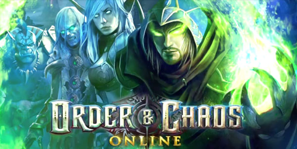 Order & Chaos, un World of Warcraft para iPhone y iPad