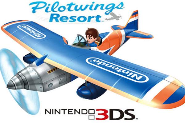 PilotWings Resort, nuevo juego para Nintendo 3DS de la famosa serie de vuelo