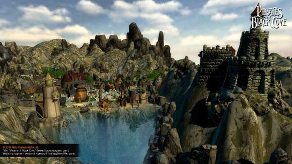 Pirates of the Black Cove, el juego de estrategia online y piratas presenta un nuevo tráiler