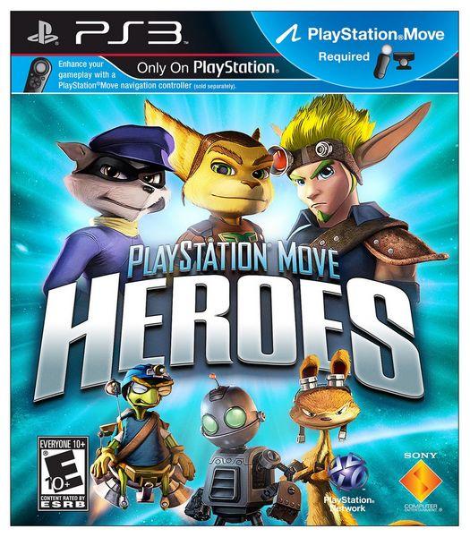 Playstation Move Heroes Ya A La Venta Este Juego De