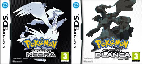 Pokémon Blanco y Pokémon Negro, todo sobre este juego con fotos, vídeos y opiniones