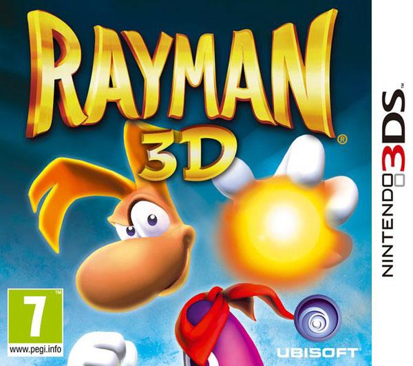 Rayman, el juego de plataformas ha sido reeditado para la Nintendo 3DS