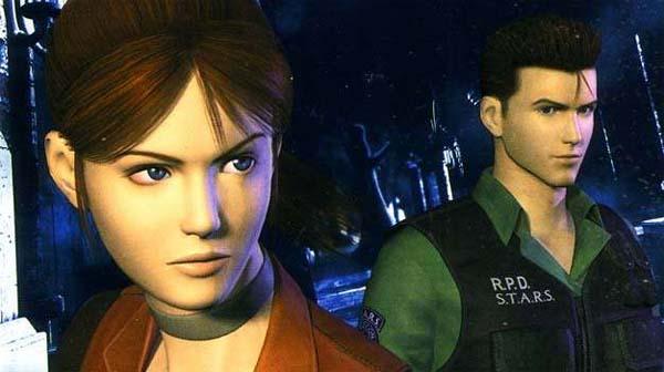 Resident Evil Code Veronica