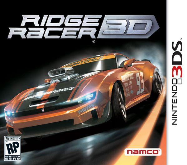 Ridge Racer 3D, trailer de lanzamiento de este juego de carreras de coches para la 3DS